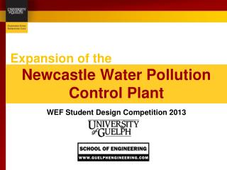 Newcastle Water Pollution Control Plant