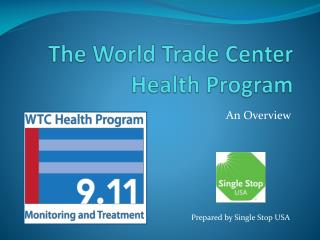The World Trade Center Health Program