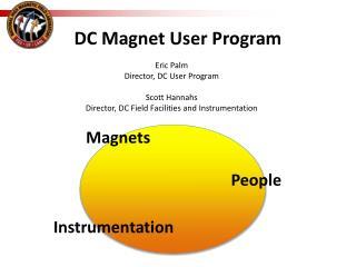 DC Magnet User Program