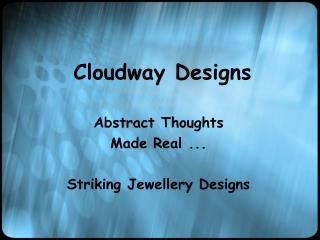 Cloudway  Designs