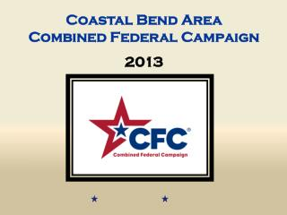 Coastal Bend Area Combined Federal  Campaign 2013