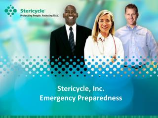 Stericycle, Inc. Emergency Preparedness
