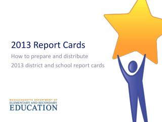 2013 Report Cards