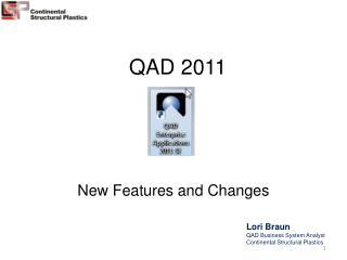 QAD 2011