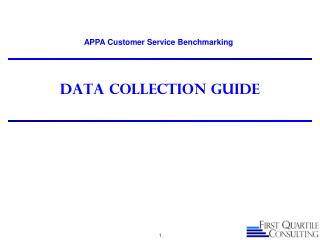 DATA Collection GUIDE