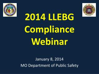 2014 LLEBG Compliance Webinar