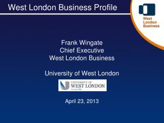 West London Business Profile