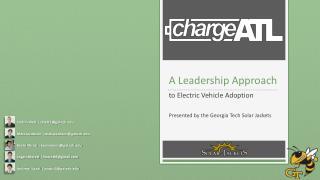 A Leadership Approach
