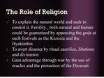 spartan religion