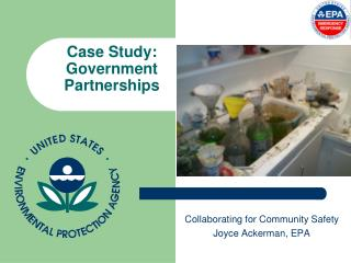 Case Study:  Government Partnerships