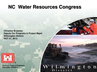 NC   Water Resources Congress