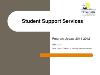 Student Support Services
