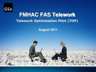 FMHAC FAS  Telework