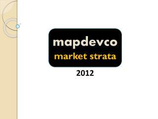 mapdevco market  strata