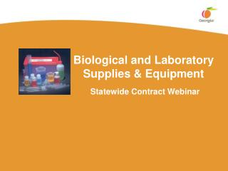 Biological and Laboratory Supplies & Equipment
