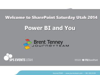 Power BI and You