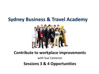 Sydney Business & Travel Academy