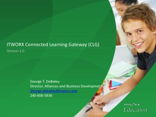 ITWORX Connected Learning Gateway (CLG)