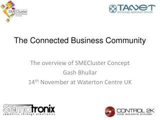 The Connected Business Community