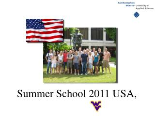 Summer School 2011 USA,