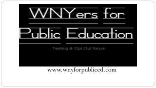www.wnyforpubliced.com