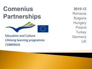 Comenius Partnerships