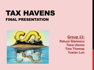 TAX Havens final presentation