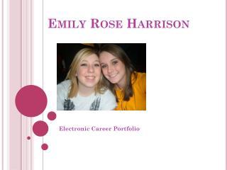 Emily Rose Harrison