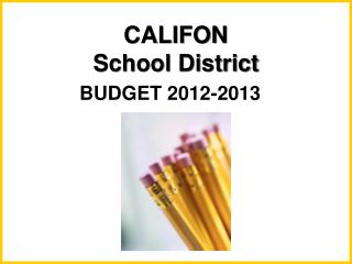 CALIFON School District