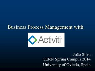 Business Process Management with