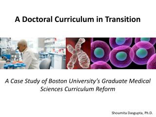 A Doctoral Curriculum in Transition