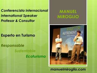 MANUEL MIROGLIO