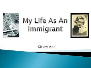 Kirsey Apel