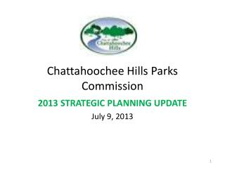 Chattahoochee Hills Parks Commission
