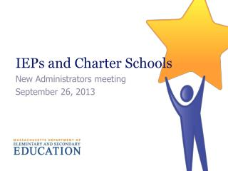 IEPs and Charter Schools