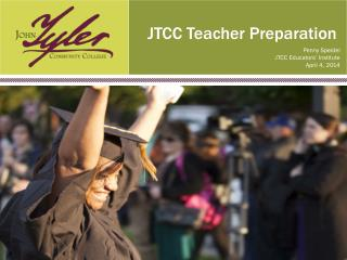 JTCC Teacher Preparation