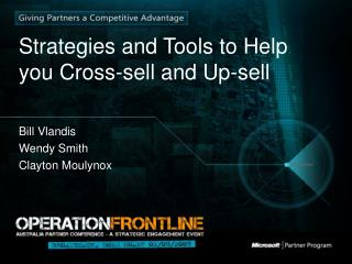 Strategies and Tools to Help you Cross-sell and Up-sell