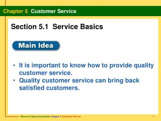 It is important to know how to provide quality customer service.  Quality customer service can bring back satisfied cus