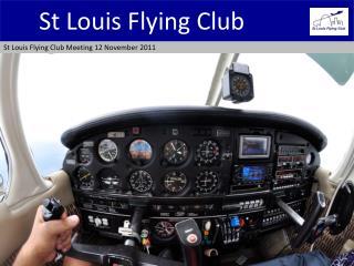 St Louis Flying Club
