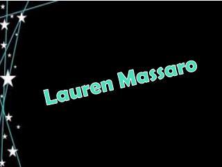 Lauren Massaro