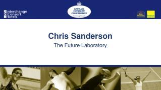 Chris  Sanderson