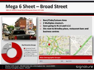 Mega 6 Sheet – Broad Street