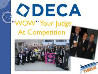""" WOW ""  Your Judge At Competition"