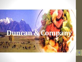 Duncan & Company