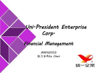 Uni -President Enterprise Corp.
