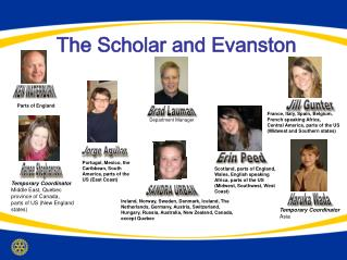 The Scholar and Evanston