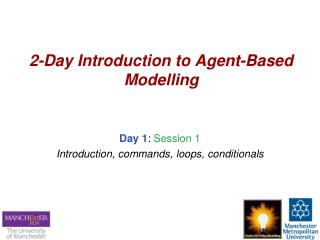 2-Day Introduction to Agent-Based Modelling