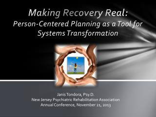 Making  Recovery Real :