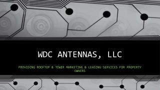 WDC  ANTENNAS, LLC