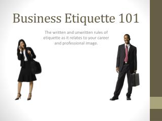 an analysis of the importance of social etiquette in the business world Etiquette is important because it implies polite behavior and helps to build relationships with people whether it is in the workplace or at a party etiquette is one way to show respect for other etiquette is important because it implies polite behavior and helps to build relationships with people whether it is in the workplace or at a party.